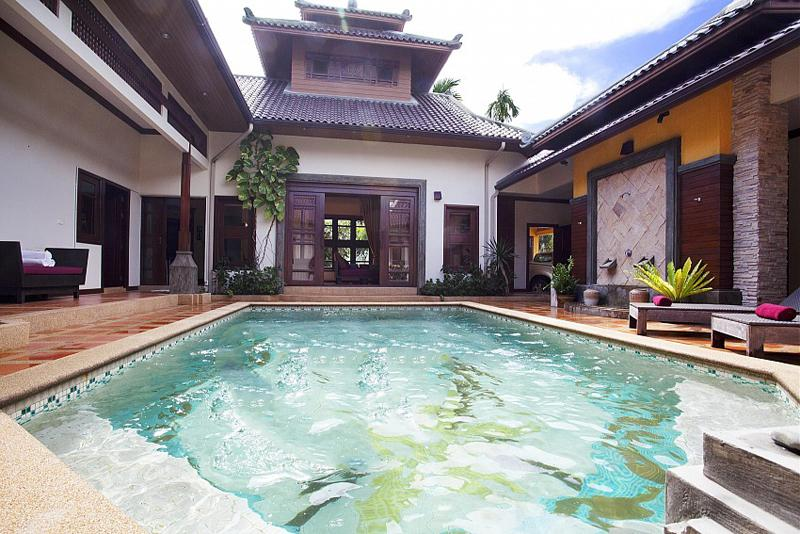 Asian Villa Jomtien