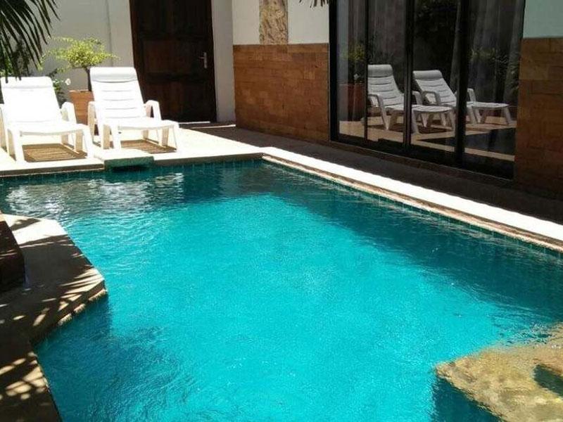 Jolie Pool Villa Pattaya