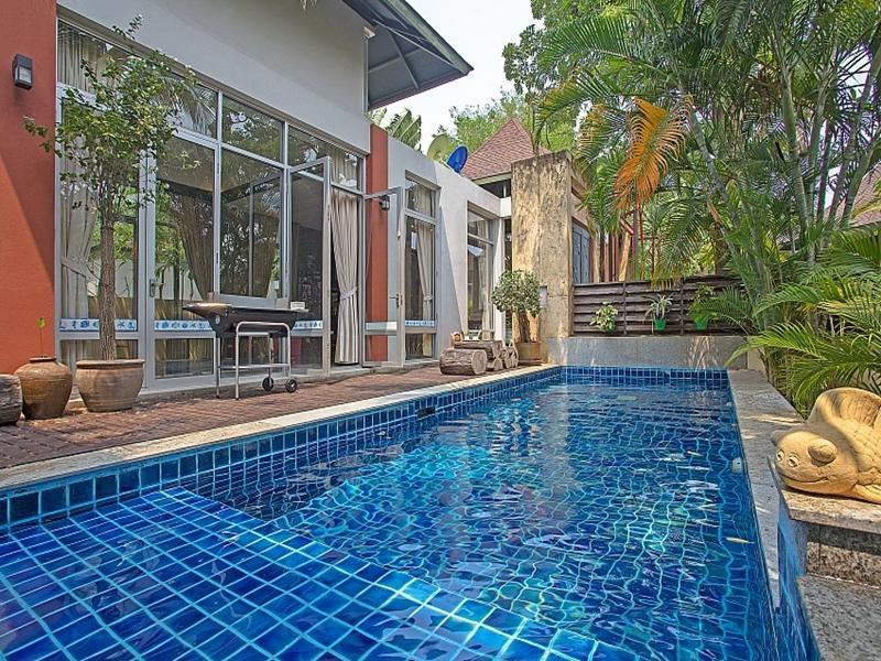 Pool Villas 4-6 Persons